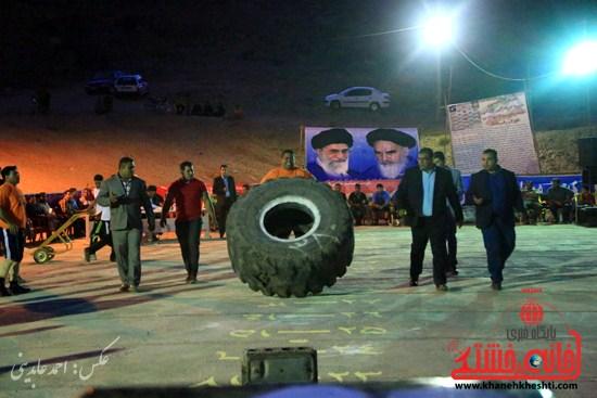 قویترین مردان جنوب شرق کشور در داوران رفسنجان (۱۴)