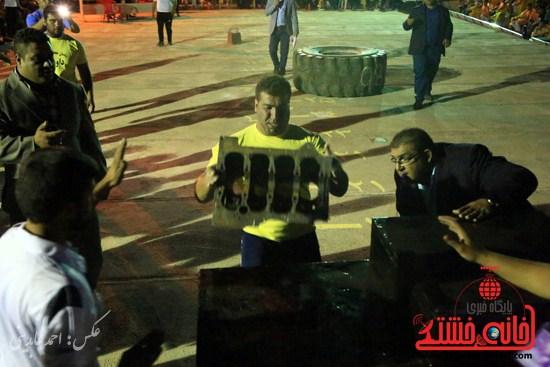قویترین مردان جنوب شرق کشور در داوران رفسنجان (۱۷)