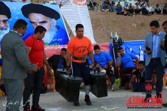 قویترین مردان جنوب شرق کشور در داوران رفسنجان (۲۱)