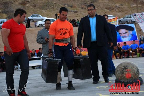 قویترین مردان جنوب شرق کشور در داوران رفسنجان (۲۲)
