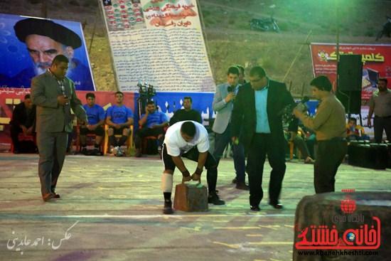 قویترین مردان جنوب شرق کشور در داوران رفسنجان (۶)