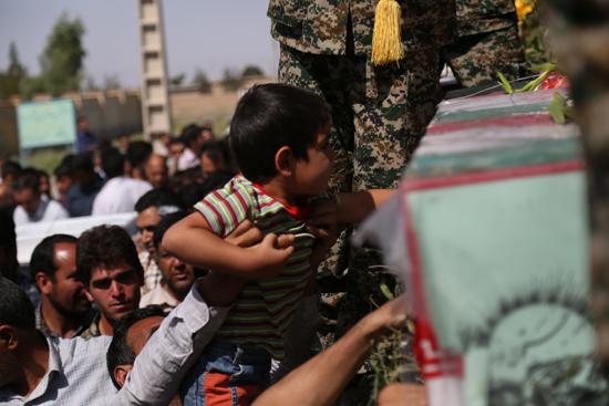 رفسنجان امروز فرزند شهیدش را در آغوش خواهد گرفت