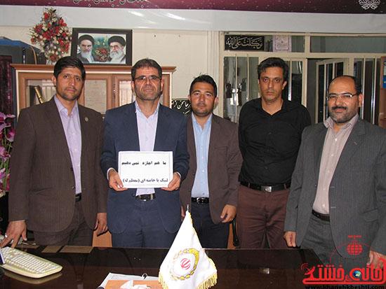 """تصاویر/مسئولان و مردم بخش فردوس رفسنجان در کمپین """"#ماهم_اجازه_نمی دهیم"""""""