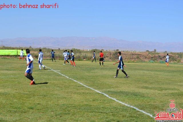 مسابقات فوتبال_هیئت ورزش روستایی و بازی های بومی محلی رفسنجان_خانه خشتی (۴)