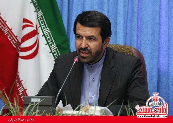 حضور پنج طرح سرمایه گذاری رفسنجان در جشنواره فرهنگی اقتصادی کرمان