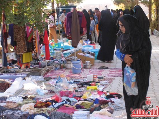 راه اندازی پنج شنبه بازار در جوار آستان امام زاده سید جلال الدین اشرف / تصاویر