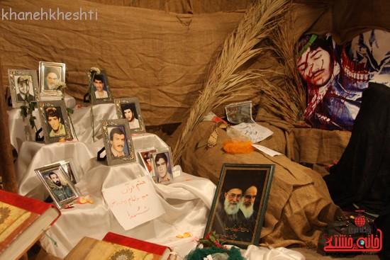 یادواره شهدای الله آباد-رفسنجان-خانه خشتی (۱۲)