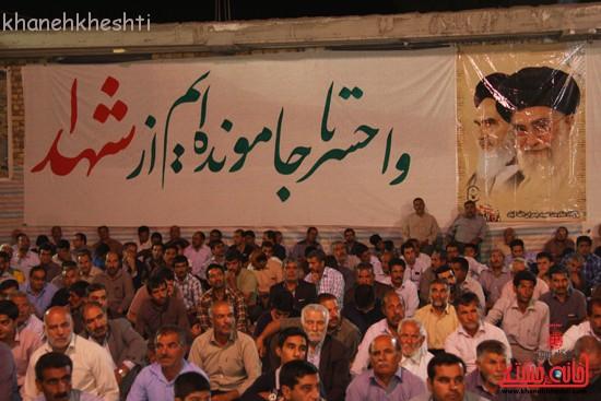 یادواره شهدای الله آباد-رفسنجان-خانه خشتی (۴)