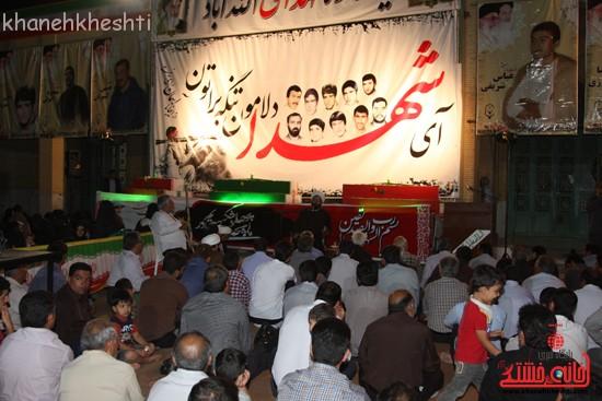 یادواره شهدای الله آباد-رفسنجان-خانه خشتی (۶)