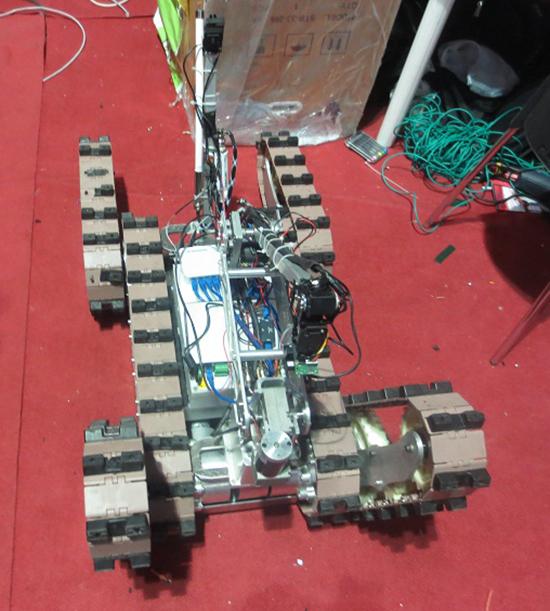 گروه رباتیک vru دانشگاه ولیعصر(عج)رفسنجان نیاز به اسپانسر دارد
