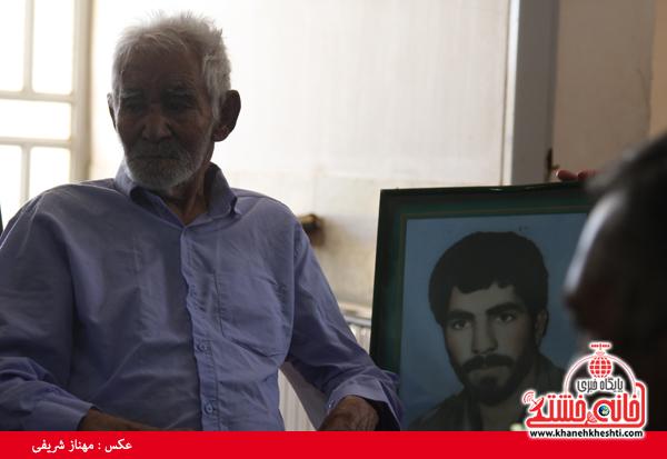 شهید حاج علی محمدی-رفسنجان-خانه خشتی