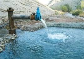 بهره برداری از چاه آب شرب روستای جهان آباد بخش فردوس / تصاویر