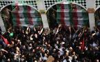 برنامه تشیع شهدای غواص در بخش فردوس رفسنجان اعلام شد