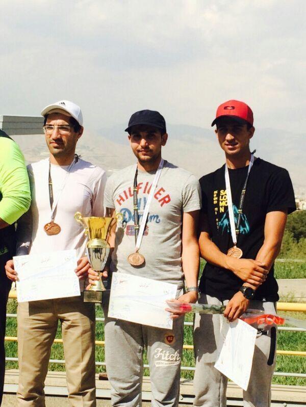 جوان رفسنجانی در جایگاه سوم مسابقات اهداف پروازی قهرمانی کشور-خانه خشتی (۲)