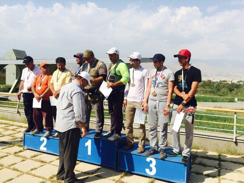 جوان رفسنجانی در جایگاه سوم مسابقات اهداف پروازی قهرمانی کشور-خانه خشتی (۳)