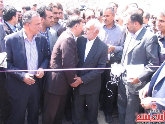 دوربین خانه خشتی در سفر وزیر راه و شهرسازی به رفسنجان (۱۰)