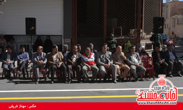 رژه نیروی های مسلح- رفسنجان-خانه خشتی (۱۳)