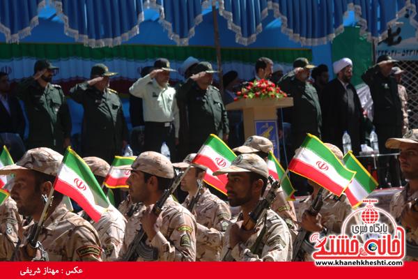 رژه نیروی های مسلح- رفسنجان-خانه خشتی (۱۹)