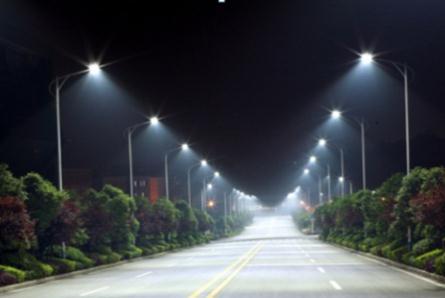 چراغ خیابانی