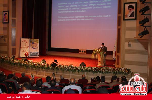 چهاردهمین کنگره خاکشناسی-دانشگاه ولیعصر(عج)-رفسنجان-خانه خشتی (۱۹)