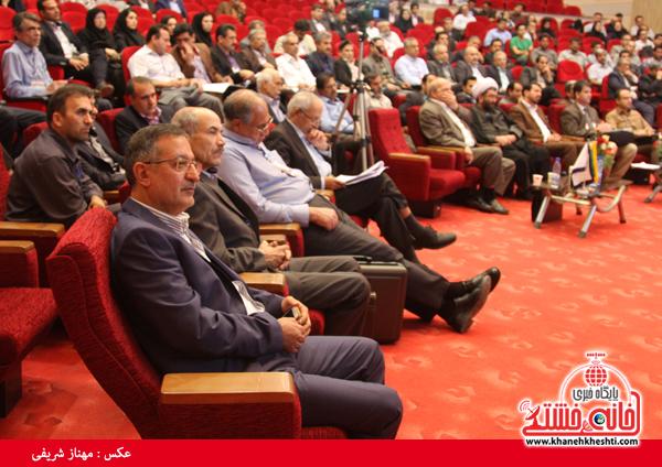 چهاردهمین کنگره خاکشناسی-دانشگاه ولیعصر(عج)-رفسنجان-خانه خشتی (۹)