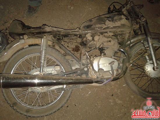 جاده هرمزآباد با سهل انگاری مسئولین حادثه آفرید