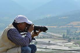 من از هر چیز که دلم بخواهد عکاسی می کنم/ سایت خانه خشتی رفسنجان نام زیبایی دارد