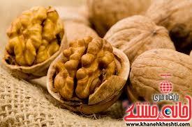 استان کرمان رتبه اول سطح زیر کشت و رتبه دوم تولید گردو در کشور را داراست