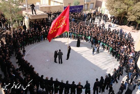 تصاویر رونمایی از لوح ثبت ملی جوش زنی در هرمزآباد رفسنجان