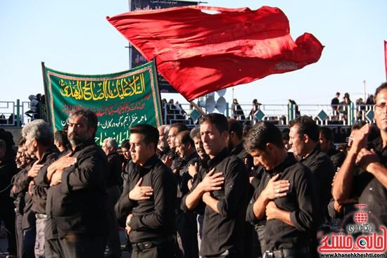 تصاویر عزاداران حسینی در روز عاشورا رفسنجان (۱۲)