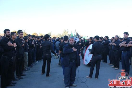 تصاویر عزاداران حسینی در روز عاشورا رفسنجان (۱۴)