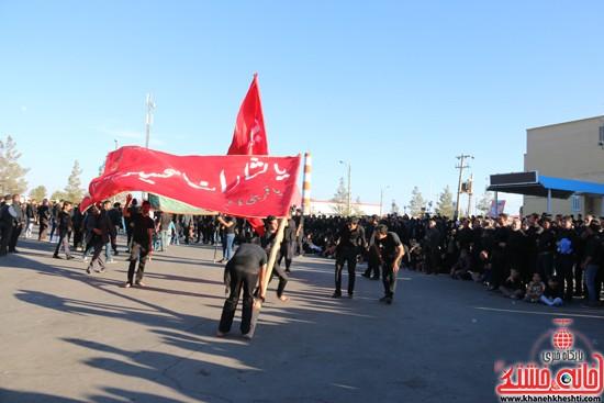 تصاویر عزاداران حسینی در روز عاشورا رفسنجان (۱۵)