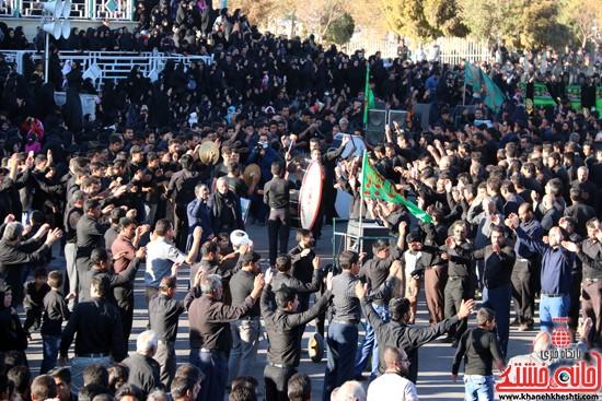 تصاویر عزاداران حسینی در روز عاشورا رفسنجان (۱۶)