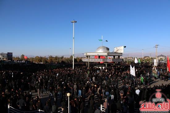 تصاویر عزاداران حسینی در روز عاشورا رفسنجان (۱۷)