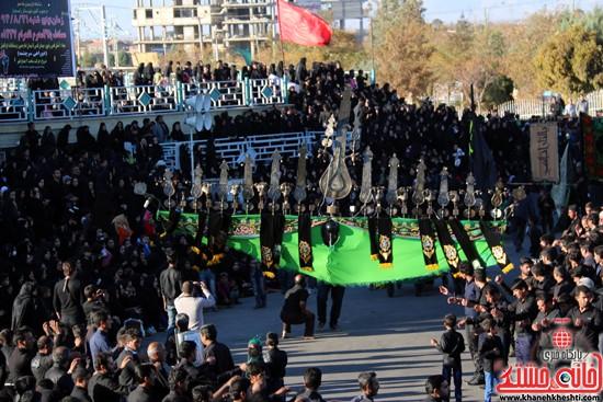 تصاویر عزاداران حسینی در روز عاشورا رفسنجان (۱۹)