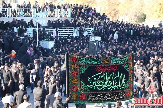 تصاویر عزاداران حسینی در روز عاشورا رفسنجان (۲۱)