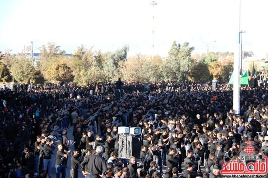 تصاویر عزاداران حسینی در روز عاشورا رفسنجان (۲۲)
