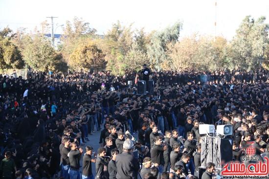 تصاویر عزاداران حسینی در روز عاشورا رفسنجان (۲۳)