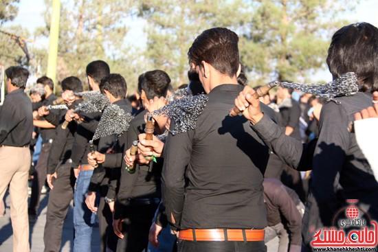 تصاویر عزاداران حسینی در روز عاشورا رفسنجان (۲۶)