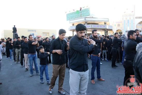 تصاویر عزاداران حسینی در روز عاشورا رفسنجان (۲۷)