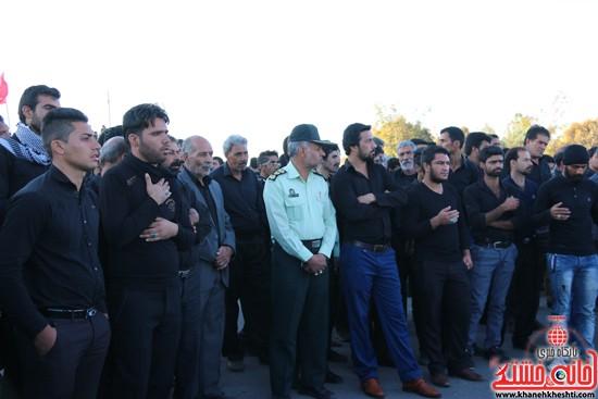 تصاویر عزاداران حسینی در روز عاشورا رفسنجان (۲۸)
