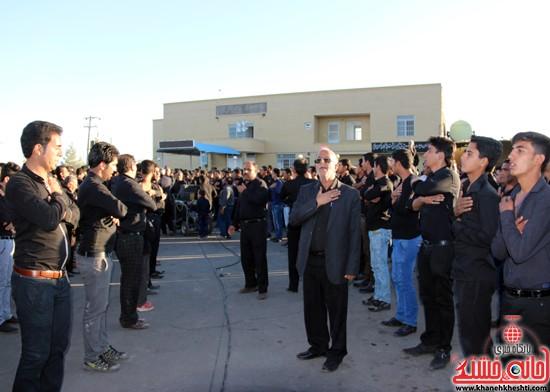 تصاویر عزاداران حسینی در روز عاشورا رفسنجان (۲۹)
