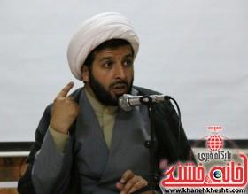 حجت الاسلام فراهانی-رفسنجان-خانه خشتی