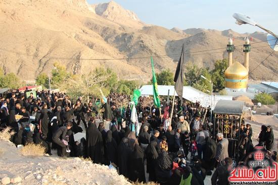 زاداری محرم در روستای دره در رفسنجان-خانه خشتی (۱۴)