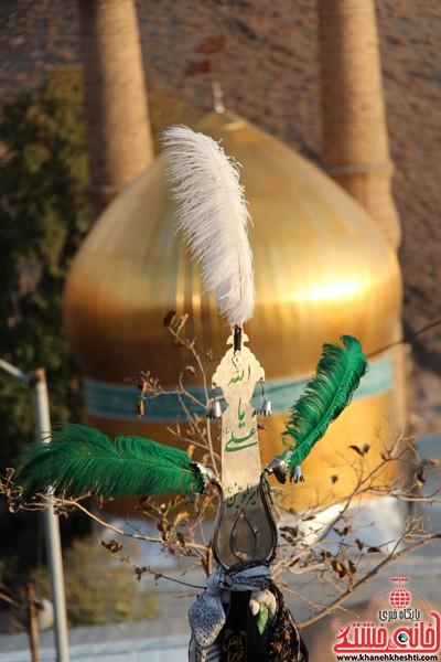 زاداری محرم در روستای دره در رفسنجان-خانه خشتی (۱۵)