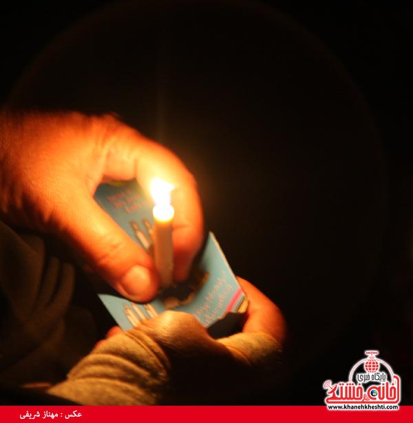 شام غریبان-رفسنجان-خانه خشتی (۲)