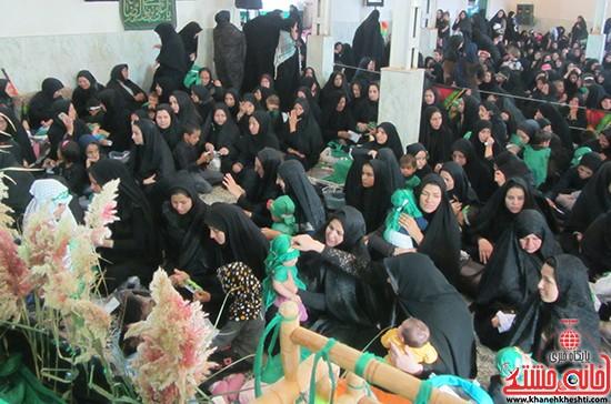 شیرخوارگان حسینی روستای عیش آباد-خانه خشتی (۱)