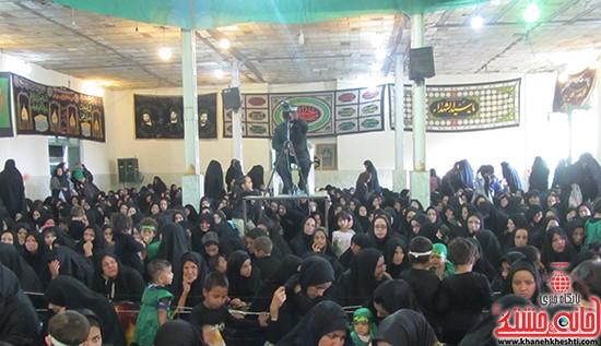 شیرخوارگان حسینی روستای عیش آباد-خانه خشتی (۳)