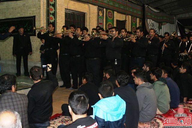 عزاداری شام غریبان هیئت هنرمندان رفسنجان_خانه خشتی (۳)