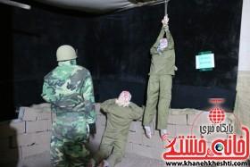 نمایشگاه شاهدان ملکوت رفسنجان (۱)